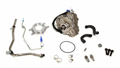 Diesel Injection and Delivery - Fuel Injection Pump - Fleece Performance - Emissions Compliant 2011-2016 LML CP3 Conversion Kit Fleece Performance