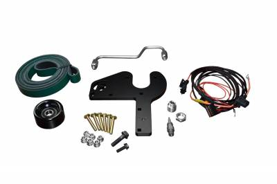 Diesel Injection and Delivery - Fuel Injection Pump - Fleece Performance - 6.7L Dual Pump Hardware Kit for 07.5-09 RAM 2500/3500 Cummins Fleece Performance