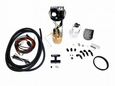 Diesel Injection and Delivery - Fuel Filtration & Transfer Pumps - Fleece Performance - Fuel System Upgrade Kit with PowerFlo Lift Pump for 03-04 Dodge Cummins Fleece Performance