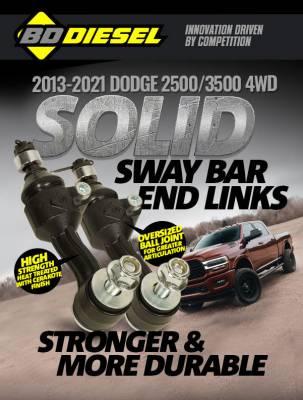 2013-2021 DODGE 2500/3500 4WD BD Diesel Sway Bar End Link Kit _1032052_dieselpros.com